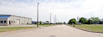 business park in waupun